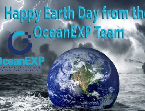 OceanEXP Celebrates Earth Day while Fisheries & Oceans Minister visits Nanaimo